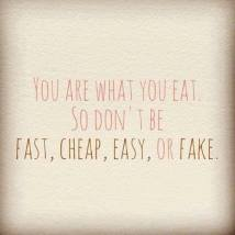 dont be fast easy or cheap